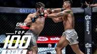 ONE CHAMPIONSHIP: Top 100 Bouts #10