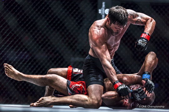 """ONE Championship""""PRIDE OF LIONS"""""""