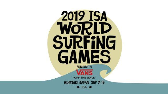 【見逃し】2019 ISA WORLD SURFING GAMES 5日目