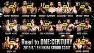 Road to ONE:CENTURY KO集