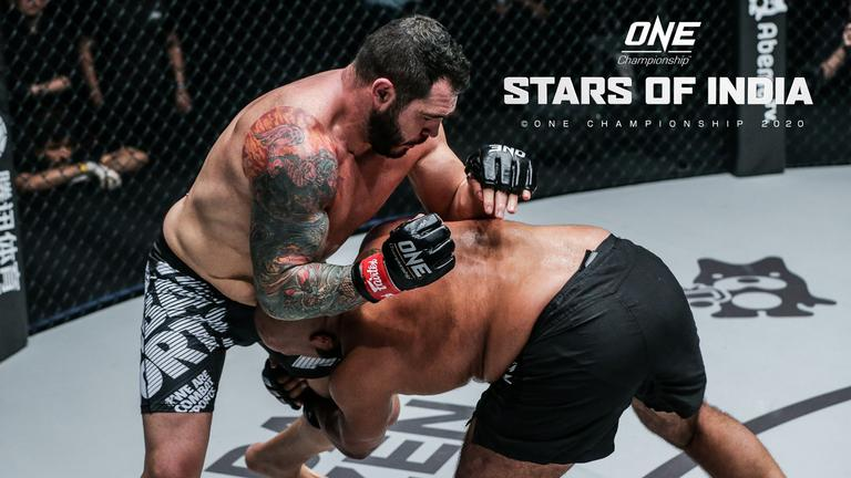 ONE Championship「STARS OF INDIA PART 1」
