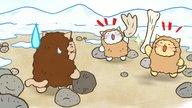 第97話「寒さと空腹は敵だ、旧石器時代!」