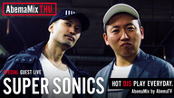 SUPER SONICS『Time Is Now』