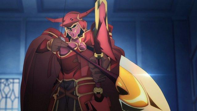 第14話 紅蓮の騎士