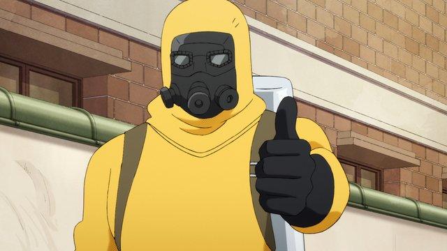 第10話 黄色ブドウ球菌