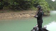 BIG FISH BATTLE 菊元俊文vs大西健太in合川ダム (前半)