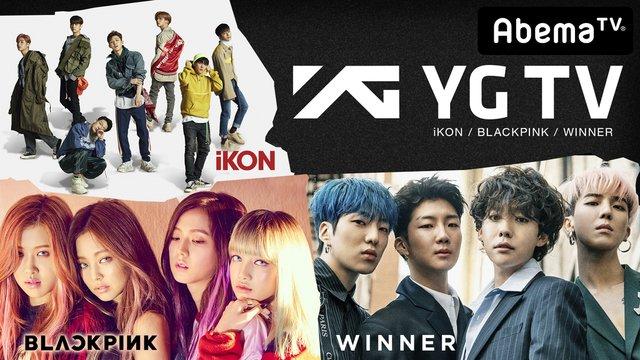 WINNER,iKON,BLACKPINK出演のレギュラー番組『YG TV』#1