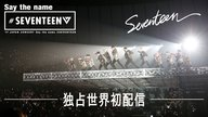ROCK [17 JAPAN CONCERT Say the name #SEVENTEEN]