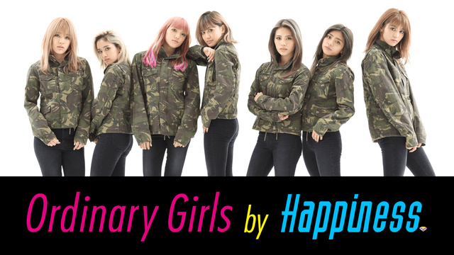 Ordinary Girls by Happiness