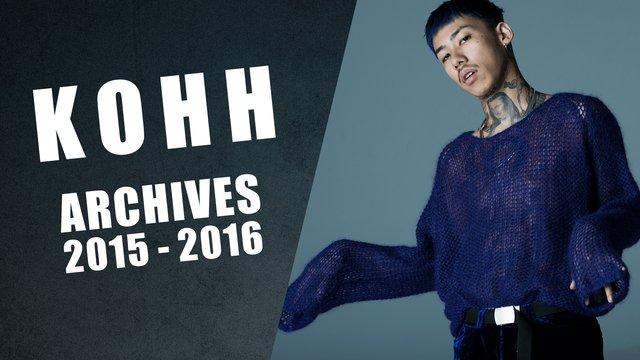 KOHH ARCHIVES 2015-2016