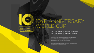 【CS:GO】ZOTAC 10 Year Anniversary World Cup playoff 日本語配信