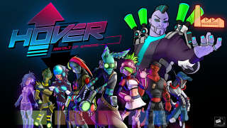 [Hover : Revolt Of Gamers] JSRライクなゲーム