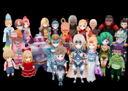 【FFⅣTA】トリガーハッピーが配信するFINAL FANTASY Ⅳ THE AFTER YEARS #19
