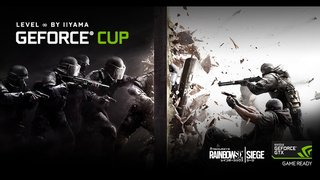 【GeForce CUP R6S】GeForce CUP powered by Level∞ グループステージ Day2