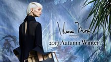Hanae Mori manuscrit 2017AW collection