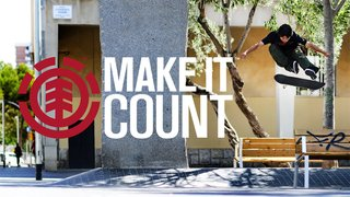 ELEMENT MAKE IT COUNT 2017 - TOKUSHIMA, JAPAN