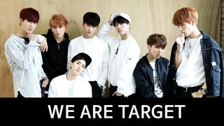 WE ARE TARGET