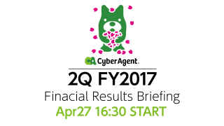 FY2017 2Q Finacial Results Briefing