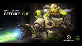 【GeForce CUP OW】GeForce CUP: Overwatch powered by Level∞ プレーオフ