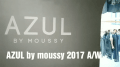 AZUL by moussy 2017 A/W 展示会に行きました❗❗