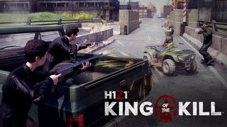 MGM【H1Z1 King of the Kill】ソロから5BR