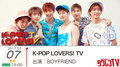 K-POP LOVERS! TV - BOYFRIEND