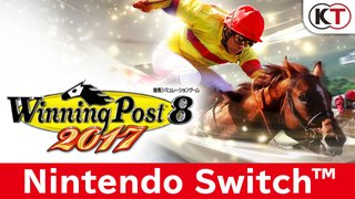 Nintendo Switch版『Winning Post 8 2017』PV