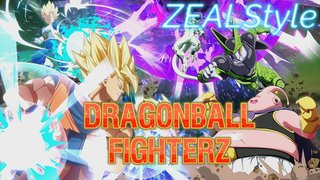 ZEALStyle 第263回【DRAGONBALL FighterZ】クローズドβ