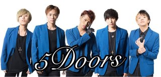5Doors「5DoorsとA・SO・BO!〜No.1は誰だ?〜」