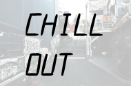 How to chill out