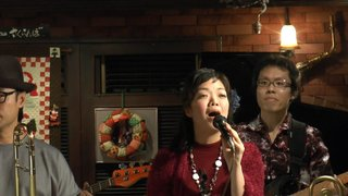 Back Bone with William Carn Special Christmas Live@さくらんぼ