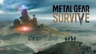 [METAL GEAR SURVIVE] 久々の夜部! [PS4]