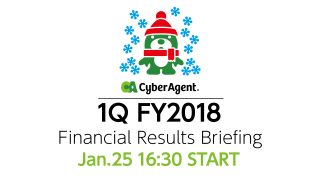 FY2018 Q1 Financial Results Briefing
