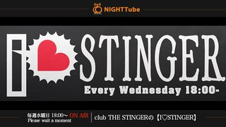club THE STINGERの【I♡STINGER】