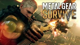 [METAL GEAR SURVIVE] またまたBETAきた! [PS4]