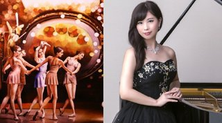 Y's Artists Support Presents 福本 知里ピアノリサイタル with 大根田 真(洋画家)