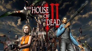【HOD3】トリガーハッピーが配信するTHE HOUSE OF THE DEAD 3【単発】