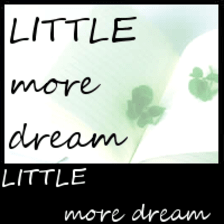 LITTLE more dream #3