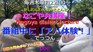 「なごや弁講座 ~Nagoya dialect lecture~」Vol.41
