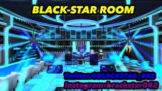 BLACK-STAR ROOM