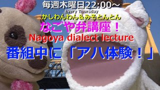 「なごや弁講座 ~Nagoya dialect lecture~」Vol.46
