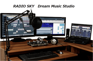 DreamMusicStudio!