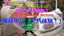 「なごや弁講座 ~Nagoya dialect lecture~」Vol.50