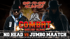 COMBAT -DEEJAY CLASH-【NG HEAD vs JUMBO MAATCH】リマスタリング版
