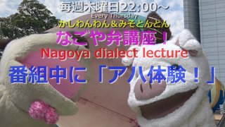 「なごや弁講座 ~Nagoya dialect lecture~」Vol.54