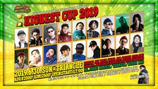 HIGHEST CUP 2019 - Road to HIGHEST MOUNTAIN 2019 -