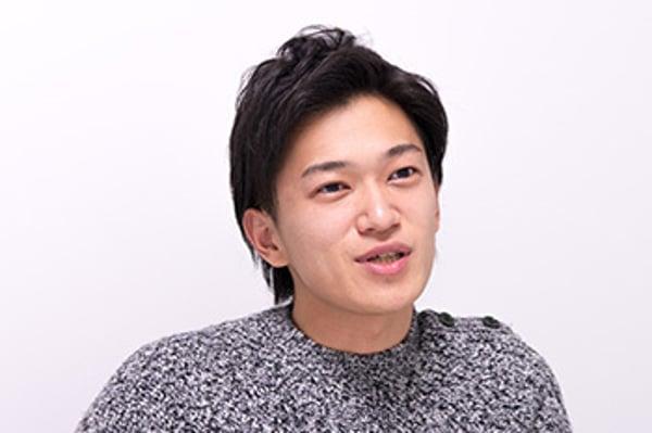 執行役員 兼 株式会社A.J.A. 代表取締役社長 山田陸