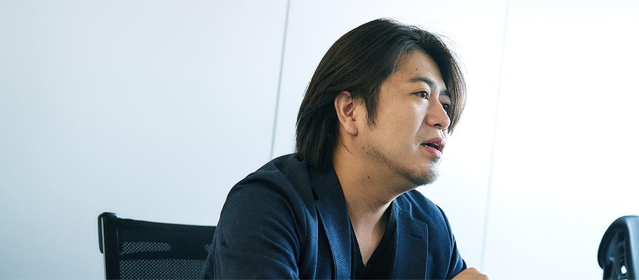 小倉 真吾 2004年新卒入社。インターネット広告事業本部にて一貫して営業に従事。営業局長を経たのち、2017年にエグゼクティブアカウントプランナーに転身。