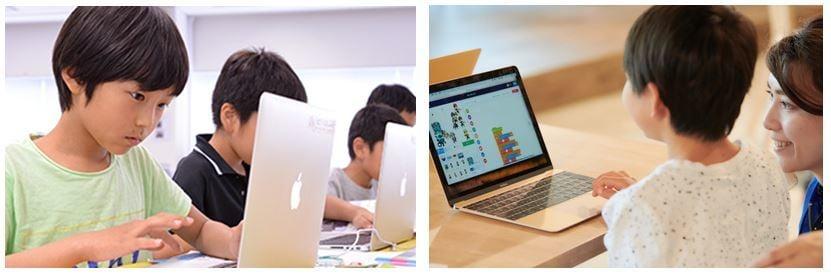 ※「QUREOプログラミング教室」イメージ