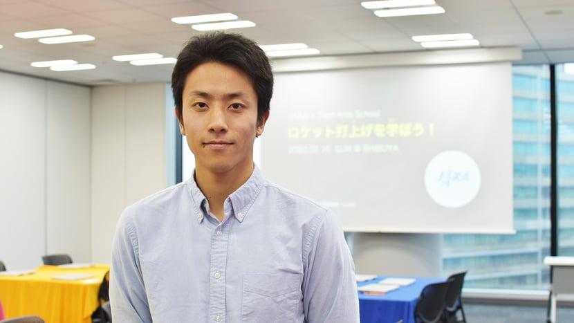 JAXA 宇宙輸送技術部門鹿児島宇宙センター 管理課広報 小島浩道氏